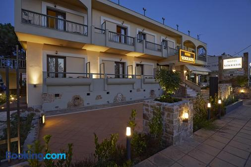Sokratis Hotel - Nea Moudania - Building