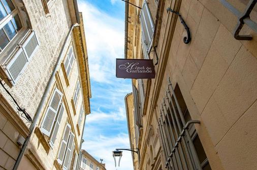 Garlande Hotel Avignon Centre - Avignon - Outdoor view