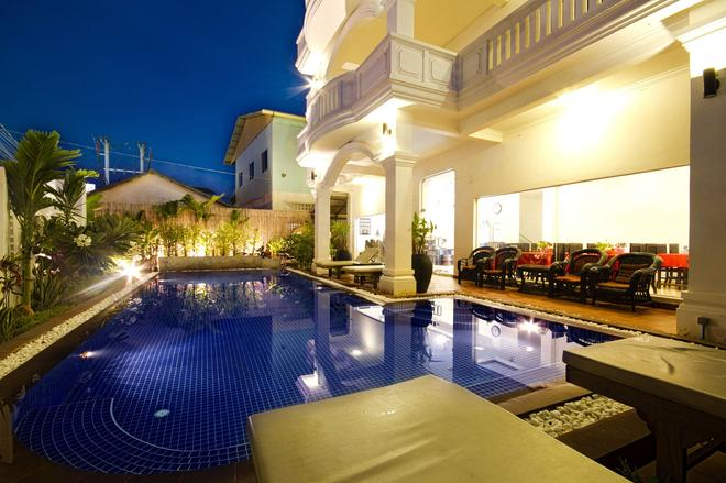 King Boutique Hotel - Siem Reap - Pool