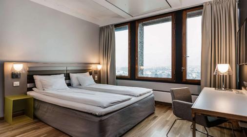 品質酒店 33 - 奥斯陸 - 奧斯陸 - 臥室