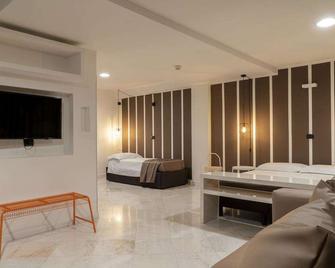 大陸酒店 - 勒佐卡拉布里亞 - 雷焦卡拉布里亞 - 臥室