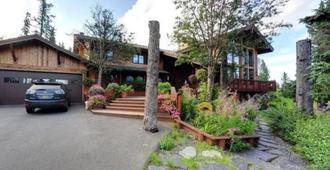 Alaskan Frontier Gardens Bed & Breakfast - Ανκορέιτζ - Θέα στην ύπαιθρο