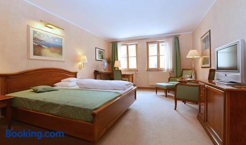 Altstadt Hotel Bräu Wirt - Weiden in der Oberpfalz - Bedroom