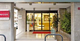 巴勒莫中心美居酒店 - 巴勒摩 - 巴勒莫 - 建築
