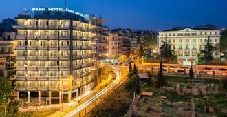 Park Hotel - Thessaloniki - Utsikt