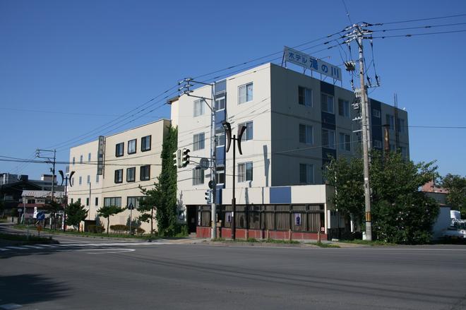 Hotel Yunokawa - Hakodate - Building