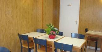 Hotel Des Vosges - פריז - חדר אוכל