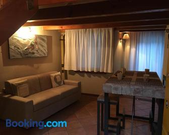 maison terme relax - Pré-Saint-Didier - Living room