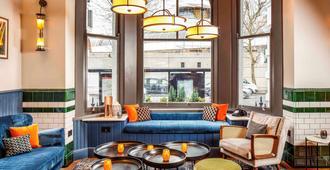 ibis Styles London Gloucester Road - London - Lounge