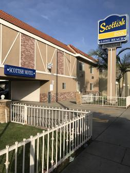 Scottish Inns Long Beach - Long Beach - Building