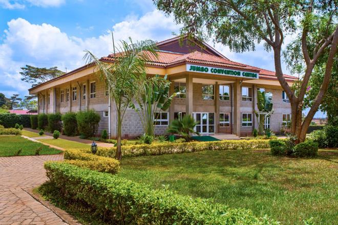Sportsview Hotel Kasarani - Nairobi - Building