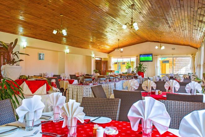 Sportsview Hotel Kasarani - Nairobi - Banquet hall