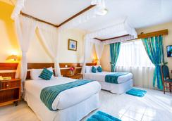 Sportsview Hotel Kasarani - Nairobi - Bedroom