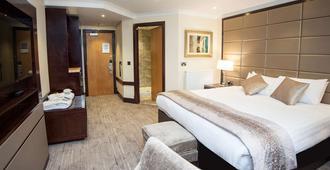 Ramada by Wyndham Birmingham Solihull - Solihull - Bedroom