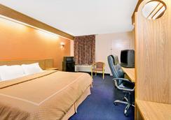 夏洛特北湖戴斯酒店 - 夏洛特 - 夏洛特 - 臥室