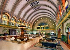 St. Louis Union Station Hotel, Curio Collection by Hilton - St. Louis - Σαλόνι ξενοδοχείου