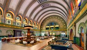 St. Louis Union Station Hotel, Curio Collection by Hilton - St. Louis - Lobby