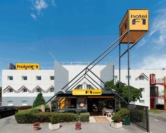 hotelF1 Saint-Brieuc - Tregueux - Gebäude