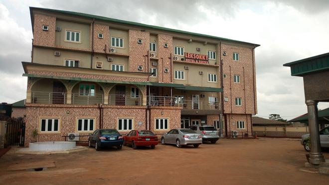 Leksokky Hotel and Suites - Ijoko - Building