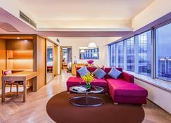 Somerset Riverview Chengdu - Chengdu - Living room