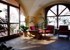 Residence Concaverde - Molina di Ledro - Lobby
