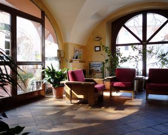 Residence Concaverde - Molina di Ledro - Лоббі