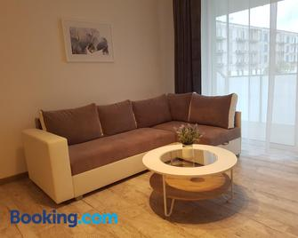 Caskada Modern Apartments 2 - Слупськ - Living room