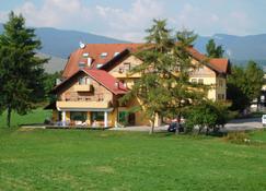 Hotel Vescovi - Asiago - Edificio