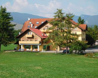 Hotel Vescovi - Asiago - Budova