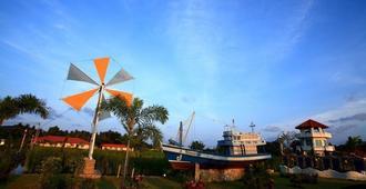 Anavilla Tangke Resort - Khanom - Outdoor view