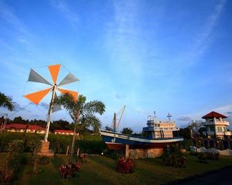 Anavilla Tangke Resort - Khanom - Näkymät ulkona