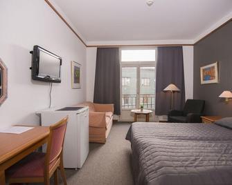Grand Apartment - Tønsberg - Schlafzimmer