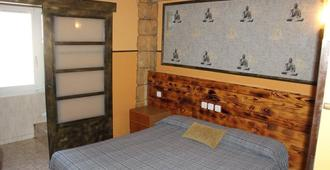 Hostal Isla Cristina - Mataró - Schlafzimmer
