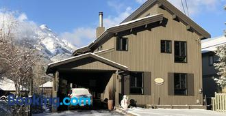 Mountain View Bed & Breakfast - Banff - Edificio
