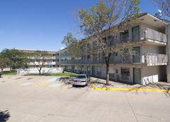Motel 6 Minneapolis North - Roseville - Roseville - Building