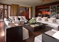 Bulgari Resort Bali - South Kuta - Living room