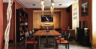 Eastwest Hotel - Geneva - Dining room