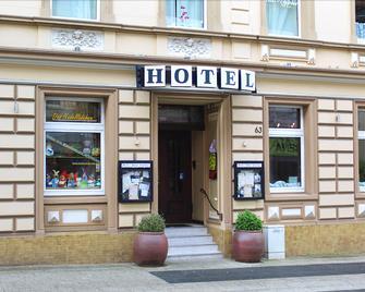 Hotel Schwaferts - Wuppertal - Building