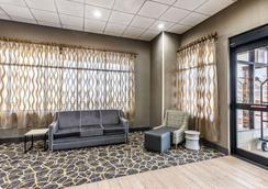 Comfort Inn Omaha - Omaha - Lounge