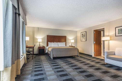 Comfort Inn Omaha - Omaha - Schlafzimmer