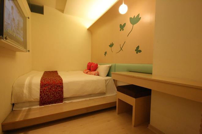 Tan Hui Hotel -Pier Branch - Yuchi - Phòng ngủ