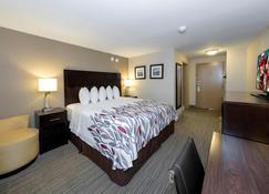 Red Roof Inn & Suites Newburgh - Stewart Airport - New Windsor - Habitación
