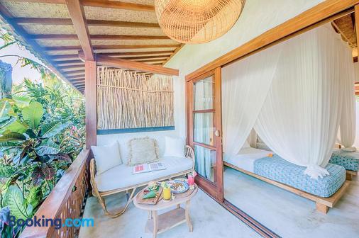 Mule Malu Tropical Stay - South Kuta - Balcony
