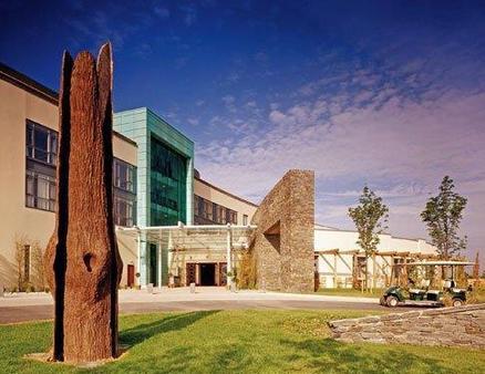 Fota Island Hotel and Spa - Cork - Toà nhà