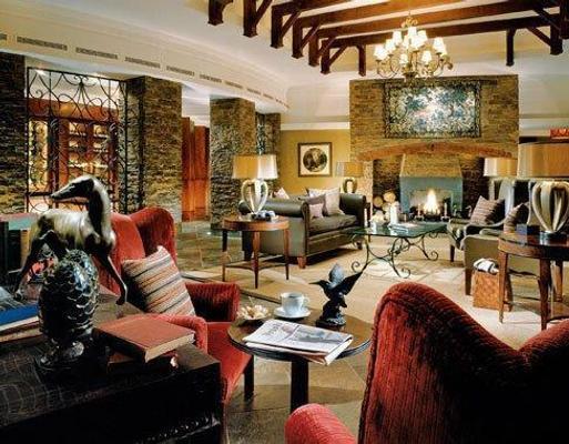 佛塔島溫泉酒店 - 福塔 - 科克 - 休閒室