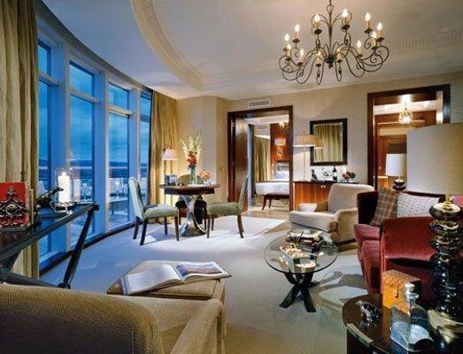 佛塔島溫泉酒店 - 福塔 - 科克 - 客廳