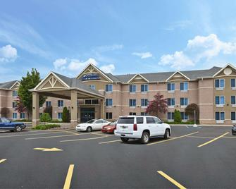 Comfort Inn And Suites Taylor - Taylor - Building