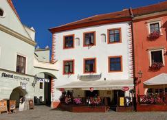 Hotel Grand - Český Krumlov - Building