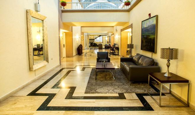 Best Western Plus Monterrey Colon - Monterrey - Lobby