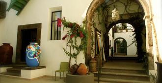 Hotel Pila Seca 11 (Green Hotel Boutique) - San Miguel de Allende - Edificio